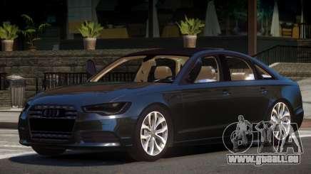 Audi A6 Spec Tuned für GTA 4