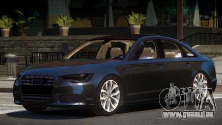 Audi A6 Spec Tuned pour GTA 4