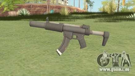 Suppressed SMG (Fortnite) für GTA San Andreas