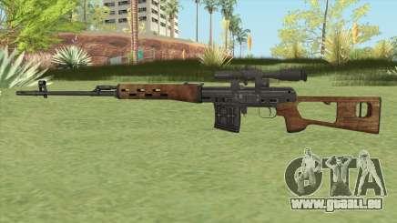 SVD-63 (Born To Kill: Vietnam) für GTA San Andreas