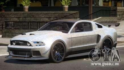 Ford Mustang GT V1.1 PJ2 pour GTA 4