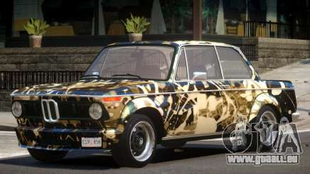 BMW 2002 GT PJ5 pour GTA 4