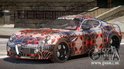 Alfa Romeo 8C V1.0 PJ2 pour GTA 4