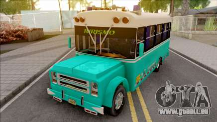 Chevrolet B60 Colombiano pour GTA San Andreas
