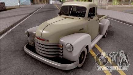 Chevrolet 3100 1951 pour GTA San Andreas