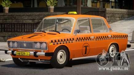 VAZ 2106 Taxi V1.0 pour GTA 4