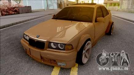 BMW 3-er E36 Wide Body für GTA San Andreas