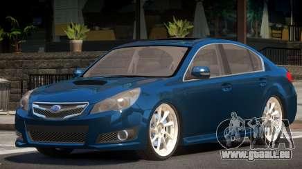 Subaru Legacy B4 V1.0 pour GTA 4