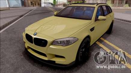 BMW M5 Wagon 2011 für GTA San Andreas