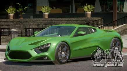 Zenvo ST1 GT für GTA 4