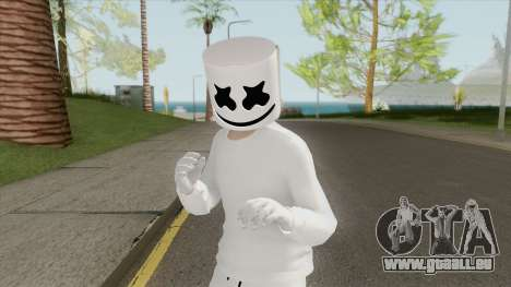 Marshmello (GTA Online) pour GTA San Andreas