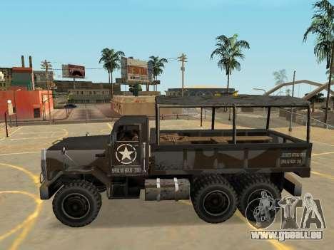 MTL Caserne OL avec des Badges & Extras pour GTA San Andreas