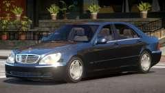 Mercedes Benz S600 Limited Edition pour GTA 4