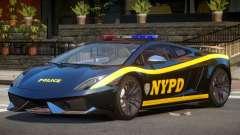 Lamborghini Gallardo Police V1.0