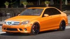 Mercedes Benz C180 Edit pour GTA 4