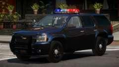 Chevrolet Tahoe Spec