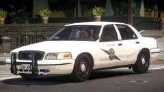 Ford Crown Victoria FS Police V1.2 für GTA 4