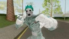 Yeti Tubbie (Slendytubbies 3) pour GTA San Andreas