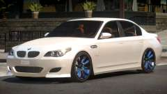 BMW M5 Tuned für GTA 4