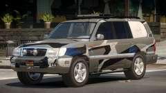 Toyota Land Cruiser Rally Cross PJ4