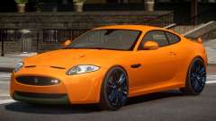 Jaguar XKR-S V1.0 pour GTA 4