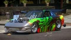Mazda RX7 H-Tuning PJ2 pour GTA 4