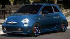 Fiat 500 ST für GTA 4