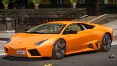 Lamborghini Reventon GT für GTA 4