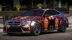 Mercedes Benz C63 AMG GT PJ4 pour GTA 4