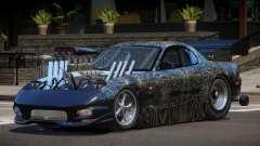Mazda RX7 H-Tuning PJ4 pour GTA 4