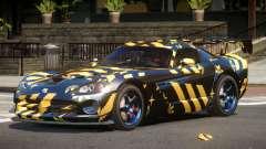Dodge Viper SRT Drift PJ3 für GTA 4