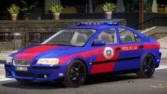 Volvo S60R Police V1.0