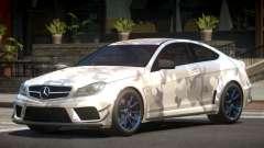 Mercedes Benz C63 AMG GT PJ2 pour GTA 4