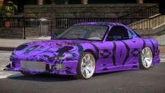 Mazda RX-7 GT-Sport PJ5 pour GTA 4