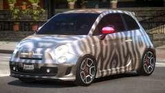 Fiat 500 Abart PJ4 pour GTA 4