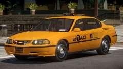 Chevrolet Impala RT Taxi V1.0
