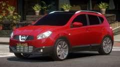 Nissan Qashqai RS für GTA 4