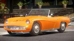 1960 FSO Syrena Spider für GTA 4