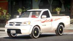 Toyota Hilux Tuned für GTA 4