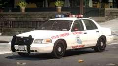 Ford Crown Victoria Police V2.2 pour GTA 4