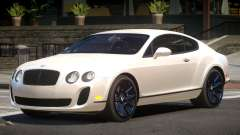 Bentley Continental Tuned