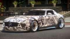 Mercedes Benz SLS S-Tuning PJ1 pour GTA 4