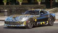 Dodge Viper SRT GTS PJ5 pour GTA 4