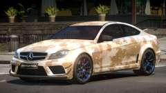 Mercedes Benz C63 AMG GT PJ3 pour GTA 4