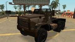 MTL Caserne Semi Sa Style pour GTA San Andreas