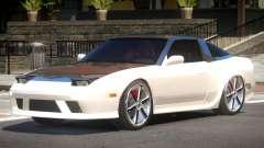 Nissan 240SX SRT pour GTA 4