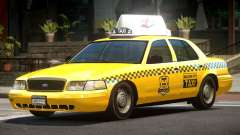 1993 Ford Crown Victoria Taxi