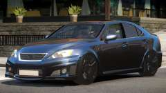 Lexus IS-F Transit