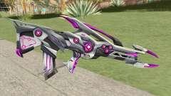 Famas (Black Widow Purple)