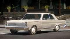 1965 Ford Mercury pour GTA 4